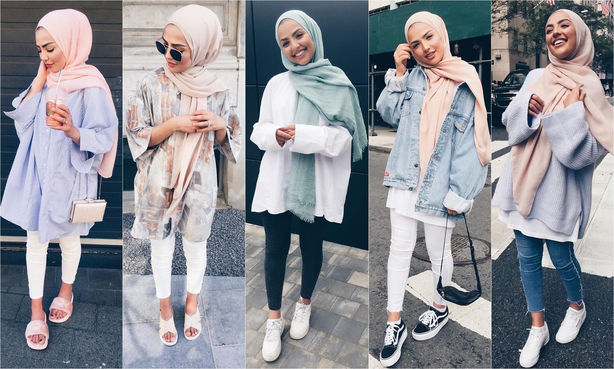 Blogger Of The Week Samia Aka Sauf Etc Hijab Fashion Inspiration