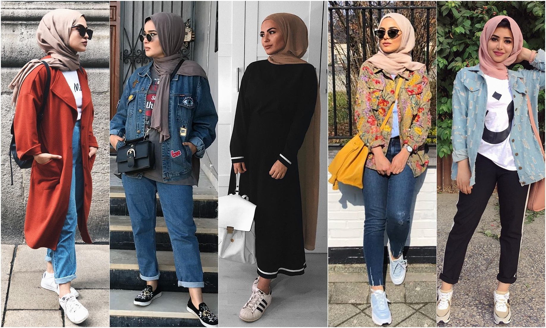 Back To School Outfit Ideas - Hijab Fashion Inspiration