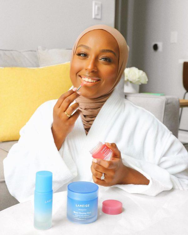 Flawless Makeup Tutorial By Aysha Harun Hijab Fashion Inspiration