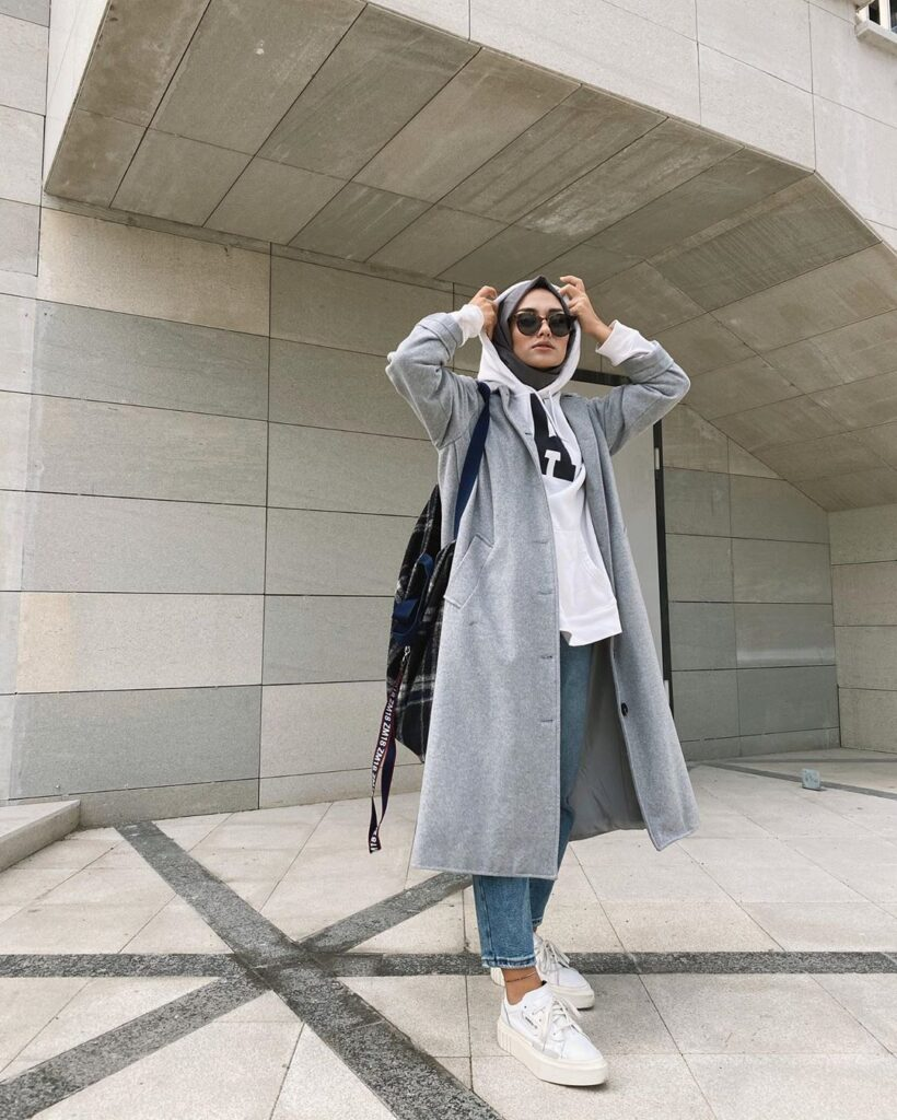 how to style a hoodie