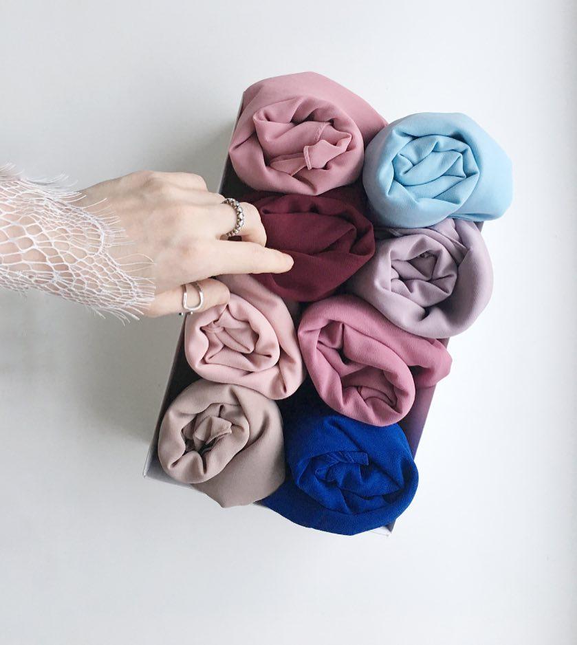 hijab storage ideas
