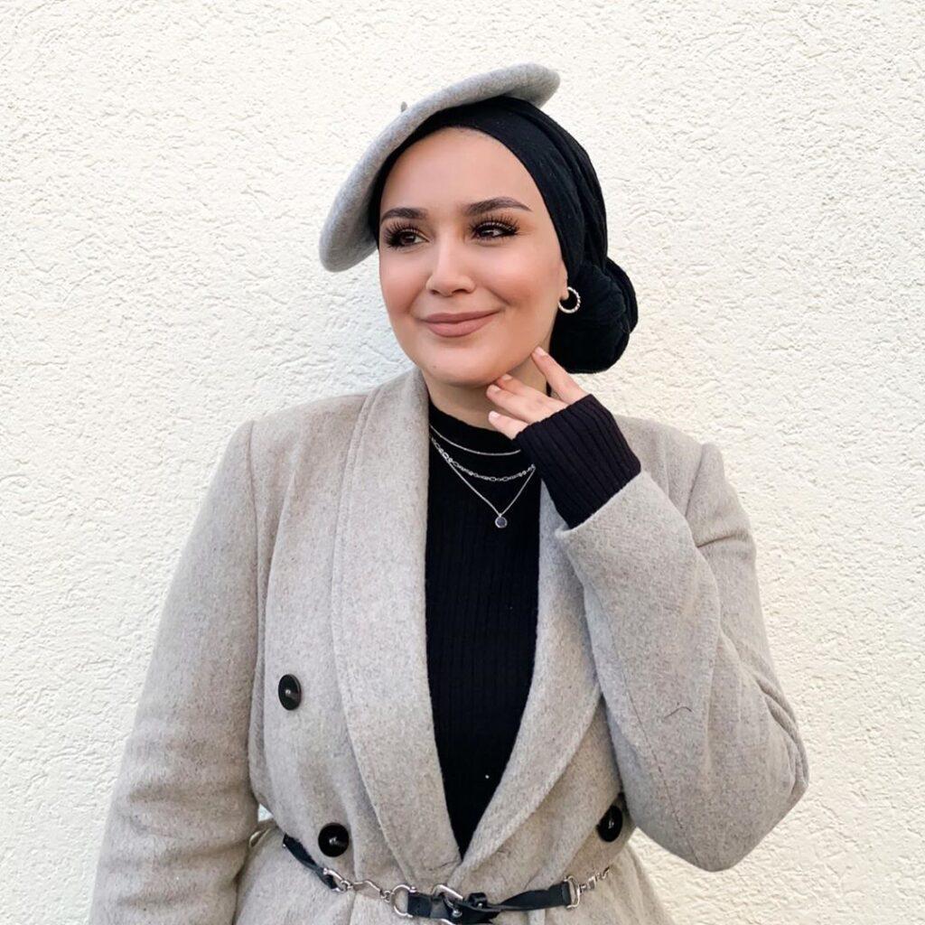 berets and hijab