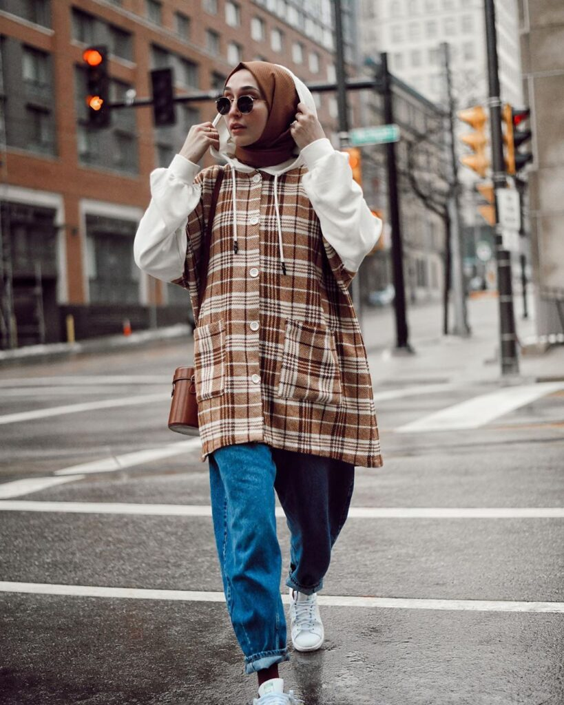 hijab paid