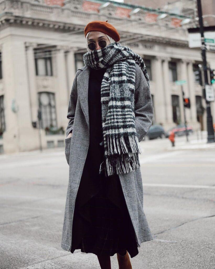 berets with hijab