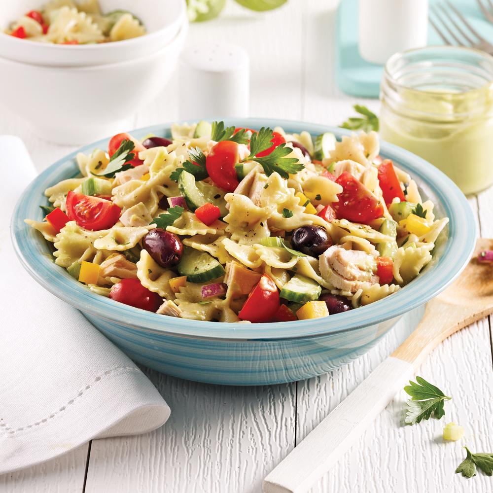 tuna pasta salad