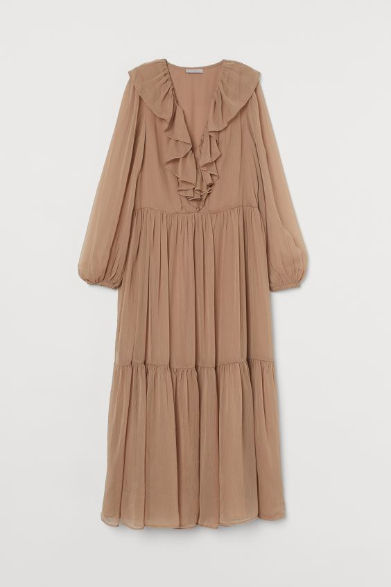 hijab midi dress