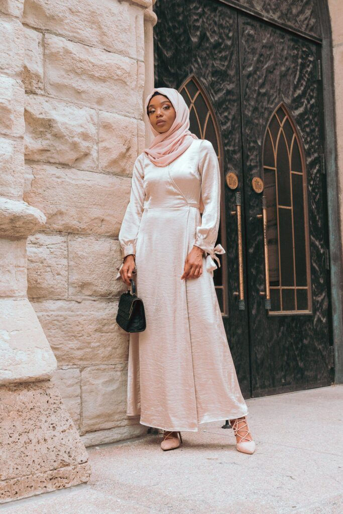 OCCASION WEAR FOR HIJAB