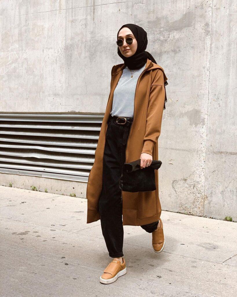 hijab street style